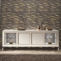 Wall tile / marble / patterned / 3D