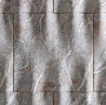 Natural stone decorative panel / marble / for interior fittings / wall-mounted