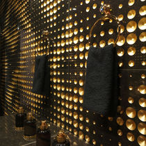 Wall tile / marble / geometric pattern / 3D