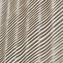 Wall-mounted decorative panel / natural stone / marble / textured