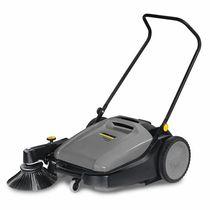Walk-behind sweeping machine