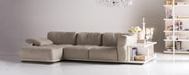 Modular sofa / contemporary / fabric / by Piero Lissoni