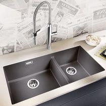 Double kitchen sink / composite
