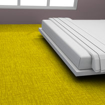 Carpet tile / tufted / structured / polyamide