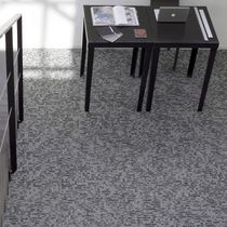 100% recycled carpet / structured / polyamide / commercial