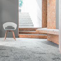 Carpet tile / loop pile / polyamide / commercial