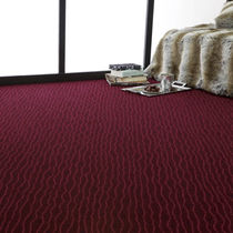Tufted carpet / polyamide / commercial / printed