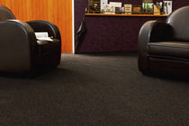Tufted carpet / synthetic / commercial / structure