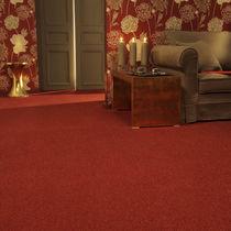 Tufted carpet / polyamide / velvet / residential