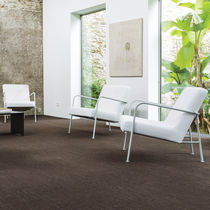 Tufted carpet / synthetic / tile / patterned