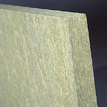 Thermal insulation / stone wool / rigid panel / inflammable