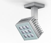 Surface mounted spotlight / outdoor / indoor / LED