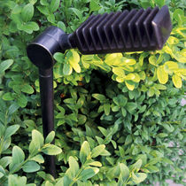 Garden bollard light / contemporary / metal / LED