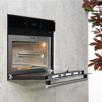 Electric oven / steam / microwave / built-in