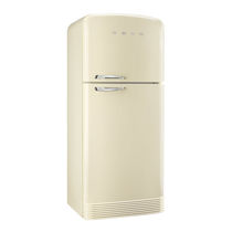 Residential refrigerator-freezer / double door / colored / energy-efficient