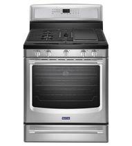 Gas range cooker / with grill