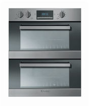 Electric oven / double / built-in