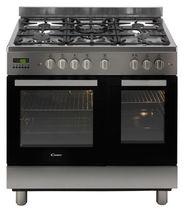 Dual-fuel range cooker / cast iron / wok