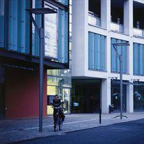 Urban lamppost / contemporary / aluminum / galvanized steel