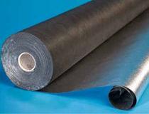 Aluminum vapor barrier / reflective / floors / ceiling