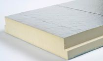 Thermal insulation / polyisocyanurate / rigid panel