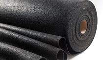 Roll resilient underlay / polyethylene / insulated