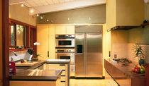 Halogen cable lighting / linear / metal / indoor