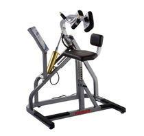 abdominal fitness machine AIR250 Keiser