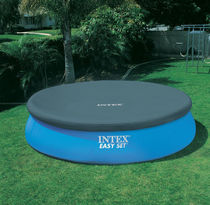above-ground swimming pool cover DEBRIS INTEX