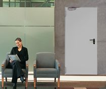 acoustic door for commercial buildings 43 DB SINGLE LEAF RF 120 PADILLA