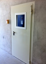 acoustic door for commercial buildings PHONIDOOR® DECIBEL FRANCE