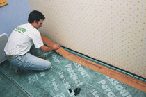 acoustic fiber glass roll insulation ASSOUR PARQUET Siplast