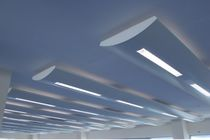 acoustic metal suspended ceiling SYSTEM 600  SAS International