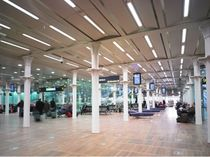 acoustic metal suspended ceiling (Lay-In tiles, C-profile suspension) SYSTEM 330 SAS International