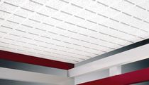 acoustic mineral fiber suspended ceiling BAROQUECUSTOMLINE&reg; Certain Teed