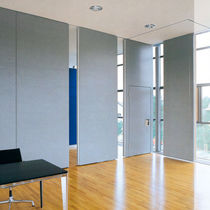 acoustic mobile partition KARAT bls mobile Trennwandsysteme GmbH & Co. KG