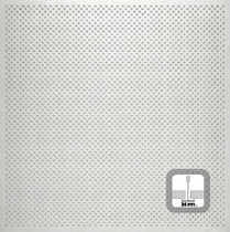 acoustic perforated gypsum plasterboard REF. 1520 P Prefaes