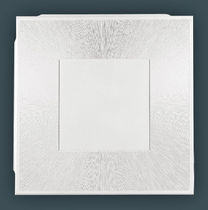 acoustic suspended ceiling tile in plaster REF. TF5 Prefaes
