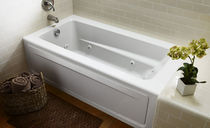 acrylic rectangular bath-tub PRIMO: 6032 JACUZZI