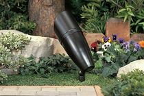 adjustable ground spotlight for garden (halogen) BULLET KIM Lighting