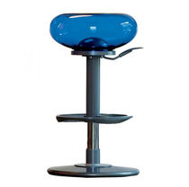 adjustable office stool MAMBO-3BFB  MCE Design