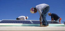 aerodynamic system for pv installation COOLPLY&amp;trade; Cleaner Air Solutions UK Ltd 