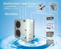 air/air air source heat pump (multisplit) PL-HLD-200D MINI CHILLER Palm Air Conditioning &amp; Equipment Co.,Ltd