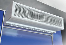 air curtain for retail use OPTIMAL JS Air Curtains