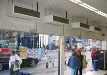 air curtain for retail use WINDBOX JS Air Curtains
