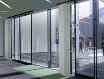 air curtain for retail use VENESSE JS Air Curtains