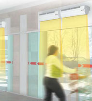 air curtain for retail use COURTE NOIROT