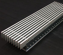 air grille for raised access floor GRIGLIA 20x60 Petral S.r.l