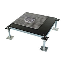 air grille for raised access floor BOLTED STRINGER  Jindao Floors, Inc.