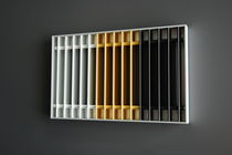 air grille for raised access floor ROLLING GRILLE Meinertz A/S
